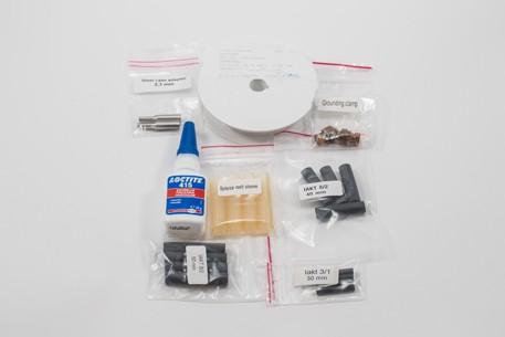 Fibre Optic Termination Kit for FIMT Umb (2.3mm Tube)