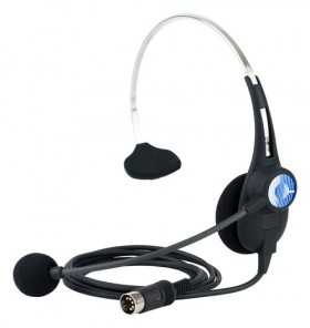 CC-26K Single ear light headset (Default)