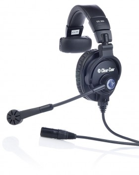 CC-300 Single-ear standard headset