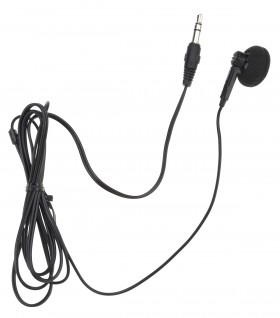 Monaural IFB Talent Earphone