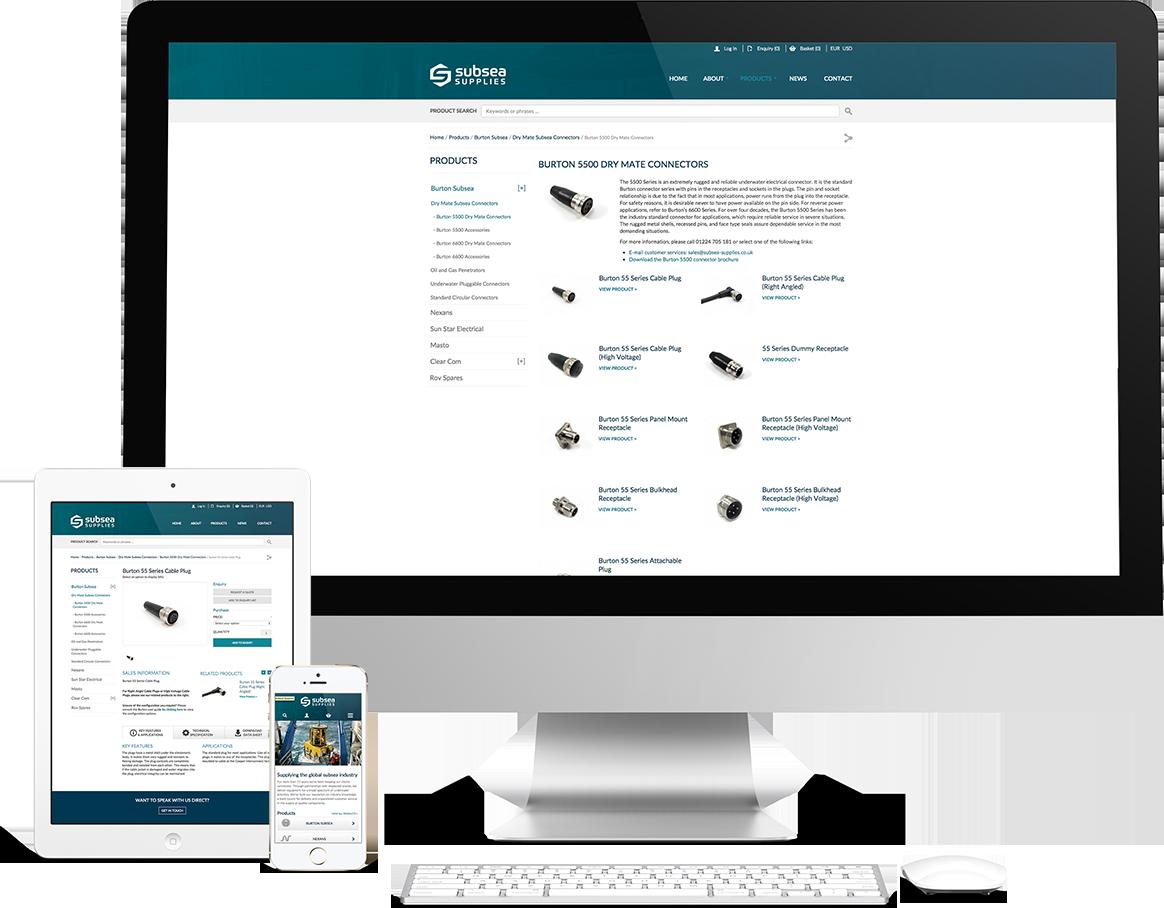 New Online Sales Portal