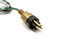 SC Series Bulkhead Connector Brass