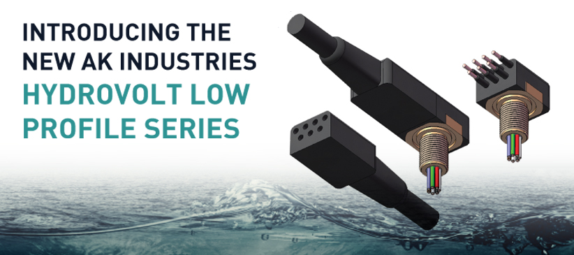 Introducing the new AK Industries HydroVolt Low Profile Series