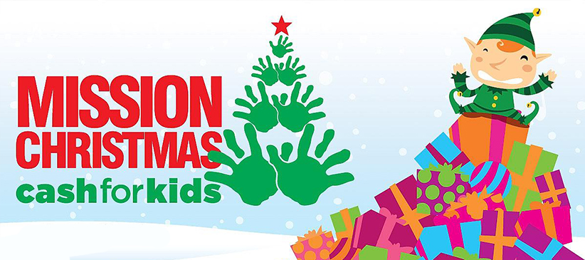 Mission Christmas – donate gifts at Subsea Supplies.