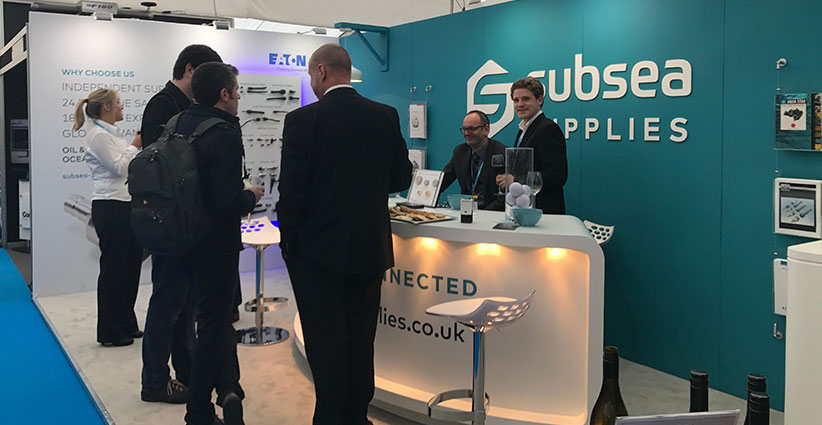 Subsea Supplies exhibiting at Ocean Business 2019